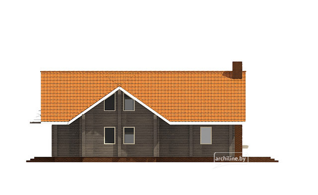 Wooden homes designs 200-400 m²