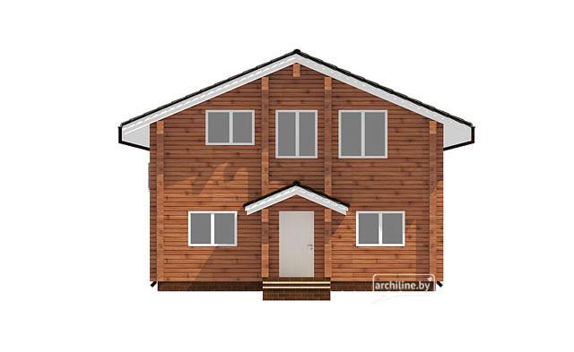 Wooden Homes Designs 50 200 M²