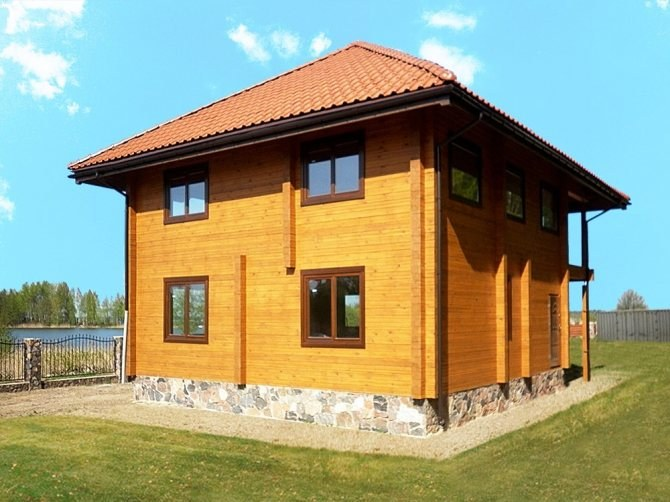 Wooden Houses TOP Designs