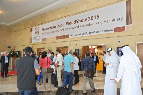 Wooden houses exhibitions - Dubai WoodShow 2019