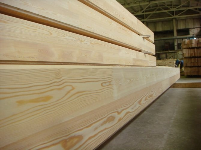 Glued Laminated Timber (Gluelam)