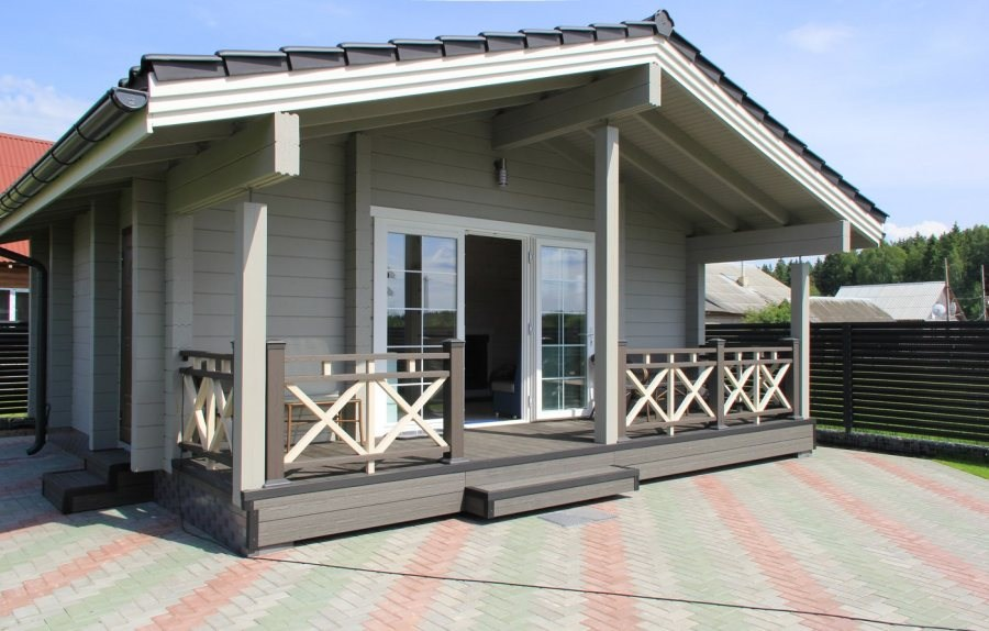 How to choose the construction of a wooden house?