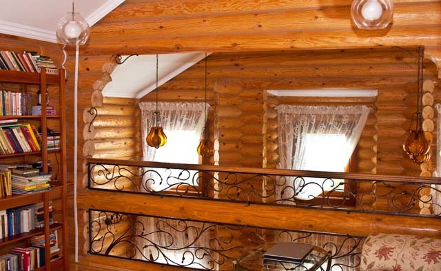 "Spacious log house ""Valtteri"" 194 m²"