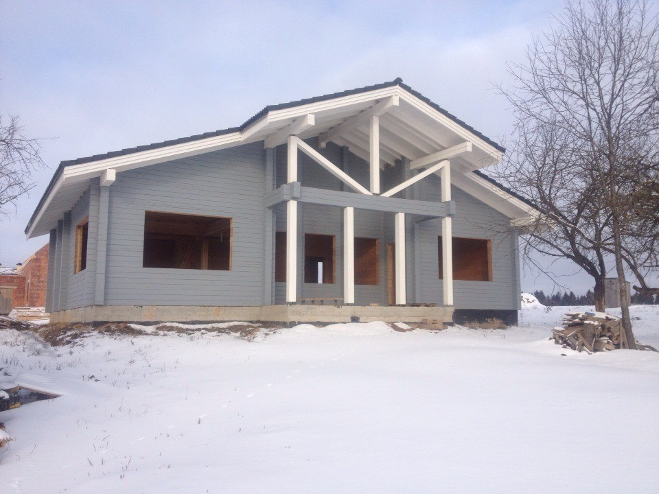 Wooden house plans