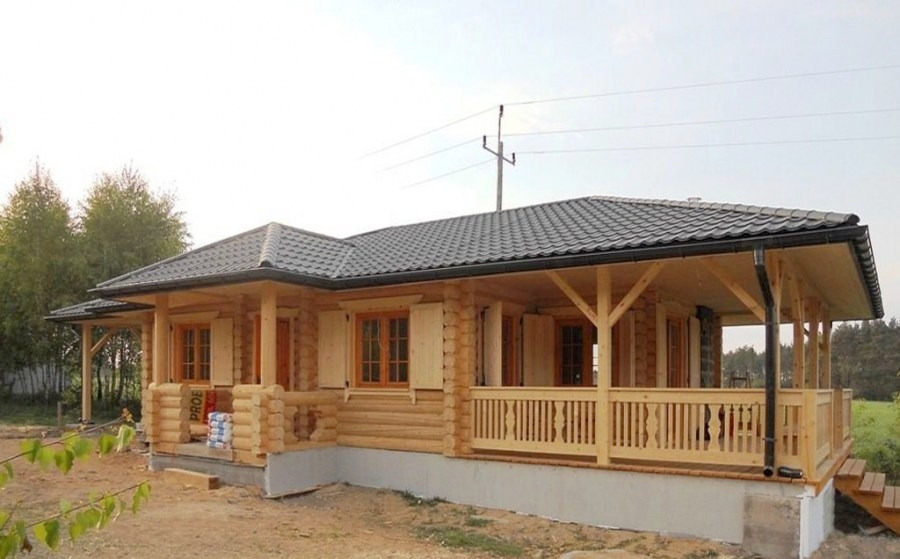 Wooden House Plans French Wooden Home Quot Achille Quot 130 M 178