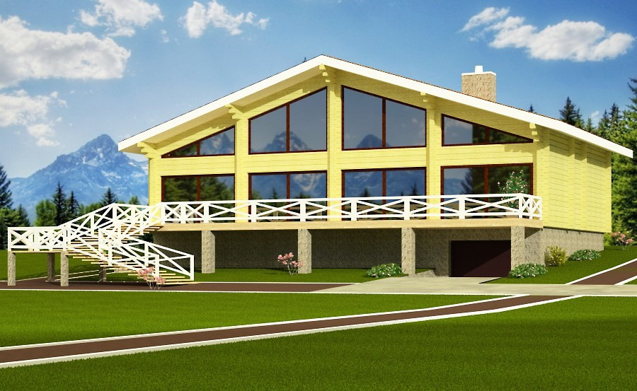 Traditional Alpine House Plans House Style Ideas