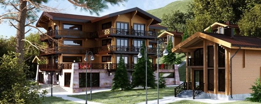 Amasing wooden house design
