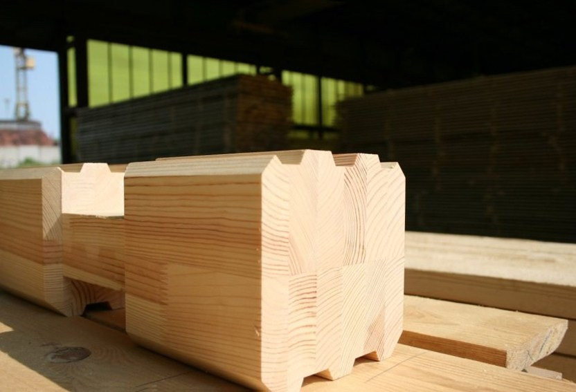 Glued Laminated Timber Glulam
