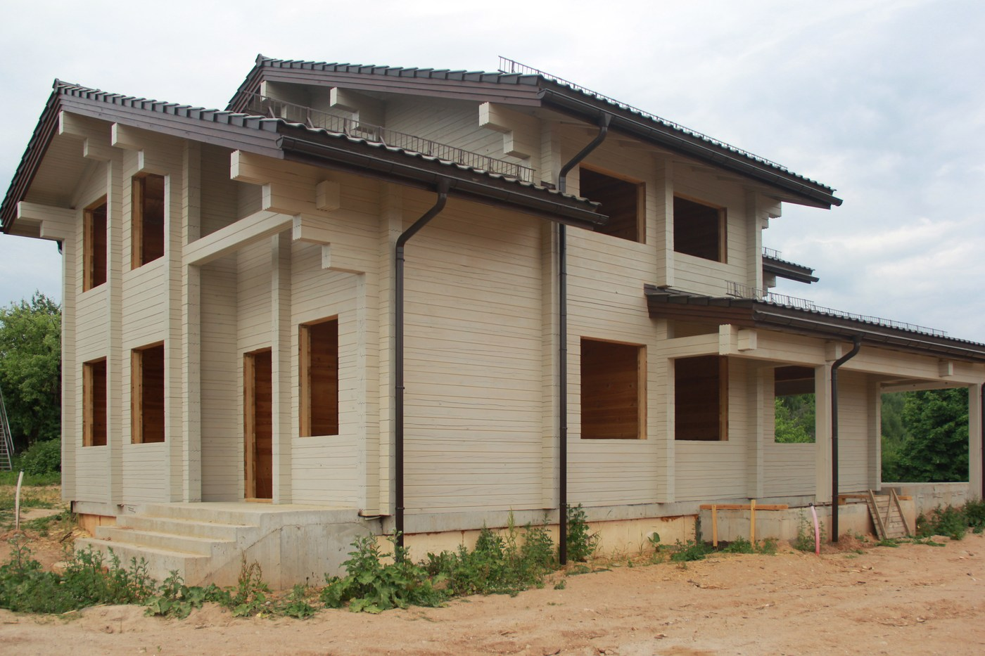 Polish houses projects