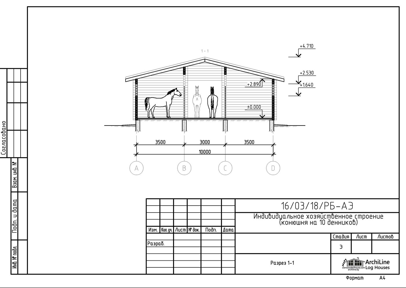 Horse Stable Construction Project Price Of The Stables