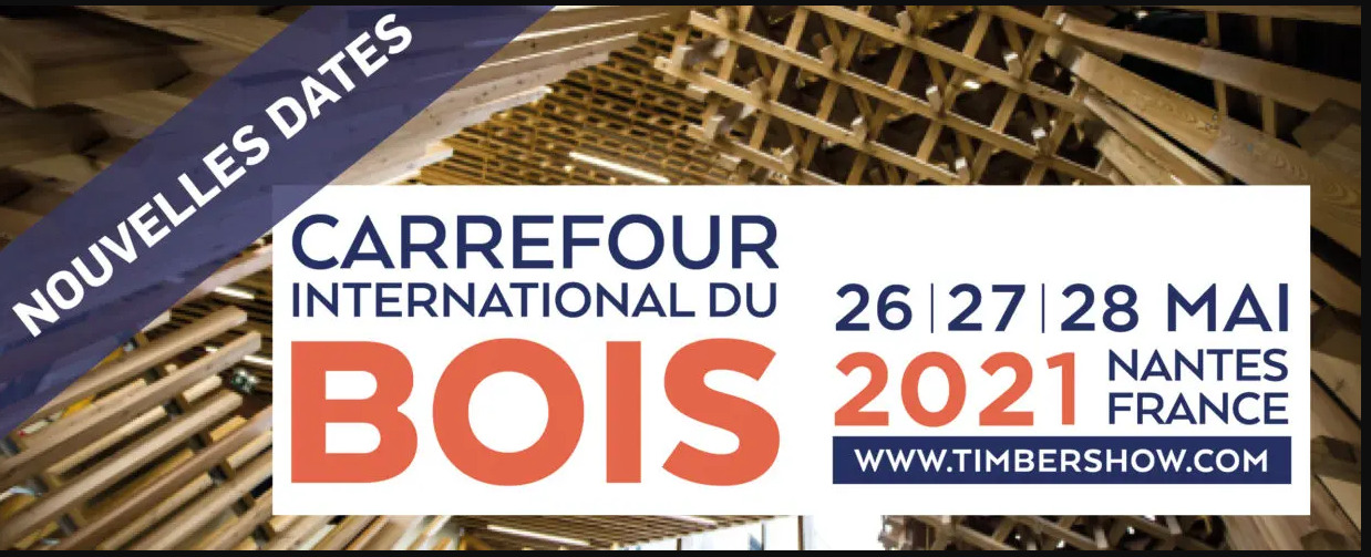 Carrefour International du Bois 30th, 31st May & 1st June 2018