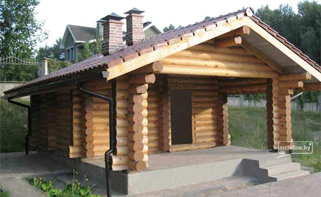 Sensational Wooden House Log House Timber House Design Construction Largest Home Design Picture Inspirations Pitcheantrous